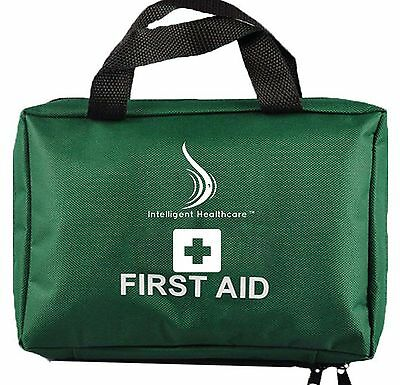 First Aid Kit by Intelligent Healthcare™ 90 Piece Premium First Aid Kit NEW