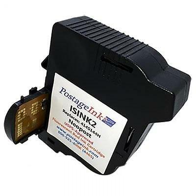 Neopost ISINK2 Red Ink Cartridge compatible for Neopost IS280 Postage Meters., N