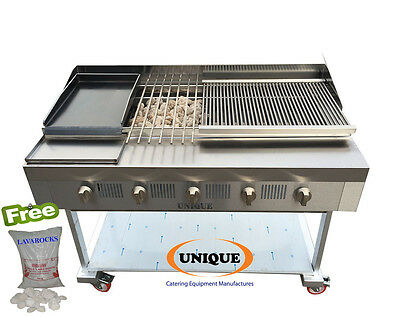 charcoal grill griddle bbq gas grill char grill Heavy duty for commercial use