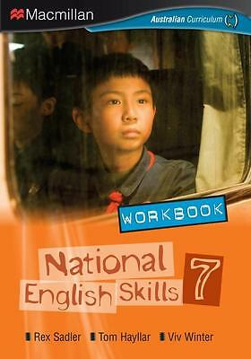 NEW National English Skills 7 By Sadler Paperback Free Shipping