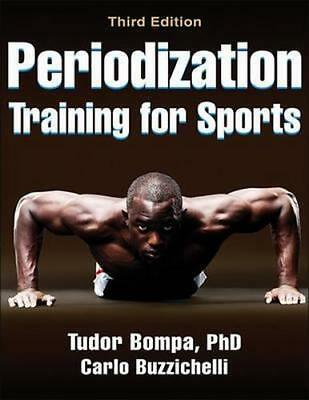 NEW Periodization Training for Sports By Tudor Bompa Paperback Free Shipping