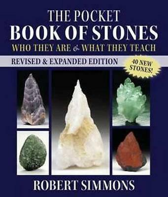 NEW The Pocket Book of Stones By Robert Simmons Paperback Free Shipping