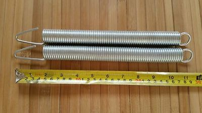 Strong Resistance Springs for Malibu Pilates Chair * New and Never Used Set of 2