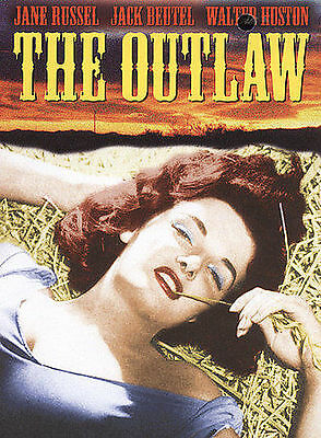 The Outlaw (DVD, 2004) Jane Russell, A Howard Huges Film, BRAND NEW SEALED