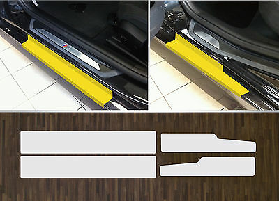Lackschutzfolie clear Entrances Doors BMW 3 Series, TypF30 + F31from 2012