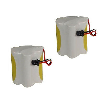 3.6 Volt, Ni-CD 800mAh Replacement For SONY BP-T38 Cordless Phone Battery 2 Pack