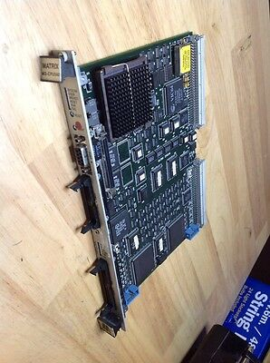 vme bus mvme Matrix MD-CPU540 vic64 motorola board