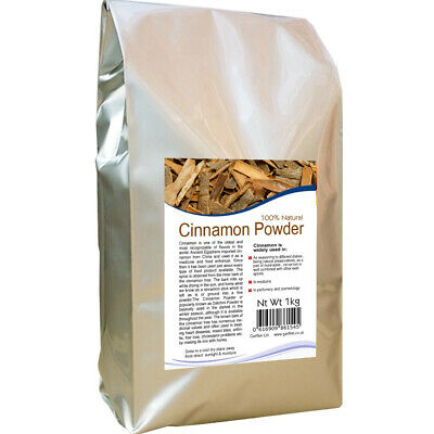 Cinnamon Powder 100% Pure / High Quality 1kg