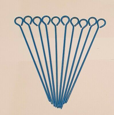 Candle Wick Centering Pins , 100mm Long, for making Candles Various Quantities