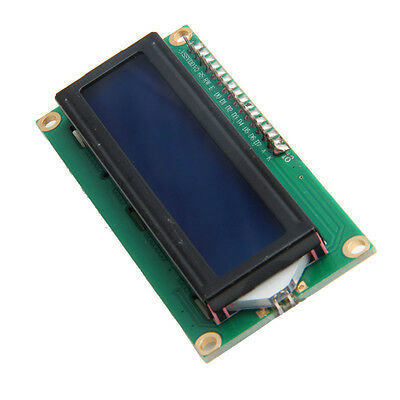 Blue IIC I2C TWI Serial LCD1602A Module LCD Display For Arduino New