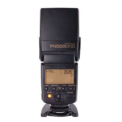 YongNuo YN-568EX III Flash Speedlite TTL HSS For Nikon D600 D700 D5100 D7300 UK