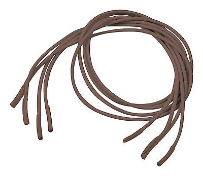 Vitility Shoelaces Elastic - Brown