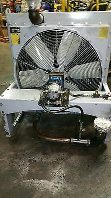 American Industrial Inc. Air Cool Oil Cooler With Hydraulic Drive
