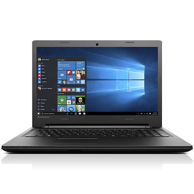 "Lenovo Laptop B50-50 15.6"" Black Intel Core i5, 4GB RAM, 500GB+8GB SSD, HD, WiFi"