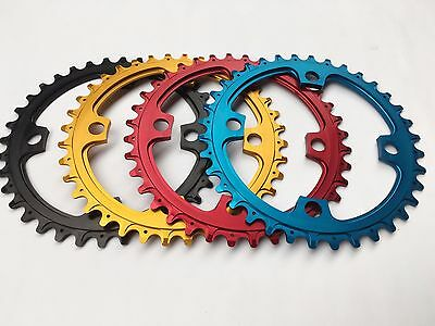 Chainring Narrow Wide | High quality | Made in Holland | 104 BCD 30-32-34-36 t