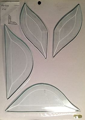 Stained Glass Supplies 2 x 4 x 4 Corner Bevels BC432