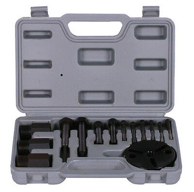 A/C Compressor Clutch Remover Installer Puller Tool car  maintenance tools set