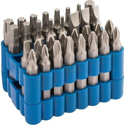 Draper 82387 Screwdriver Bit Set | 32 Piece 50mm 1/4""