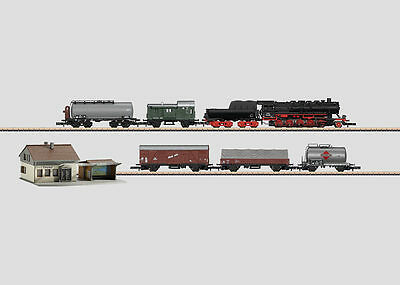 "Märklin 81864 Z Gauge Starter set ""Freight train"" With BR 50 # in #"