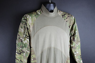 EUC GI Genuine Issue Massif Multicam Army Combat Shirt-Flame Resistant-REDUCED!!