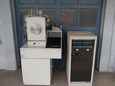 Edwards AUTO 306 Vacuum Coater Angstrom 3 Source Sputter System