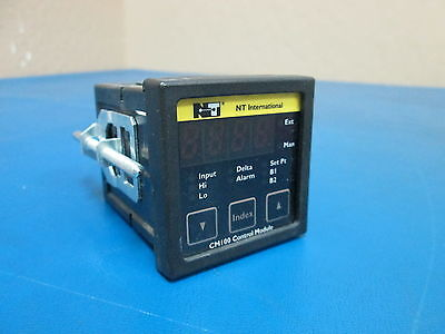 NT International NT CONTROL MODULE CM100 S/N: 3257