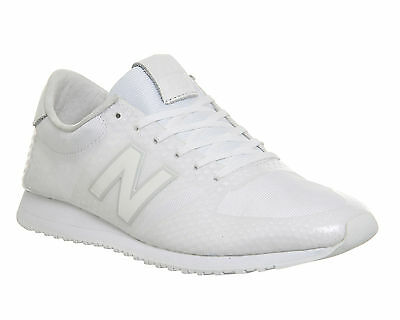 Mens New Balance 420 WHITE DECONSTRUCTED Trainers Shoes
