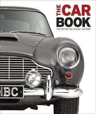 NEW The Car Book By Dorling Kindersley Hardcover Free Shipping