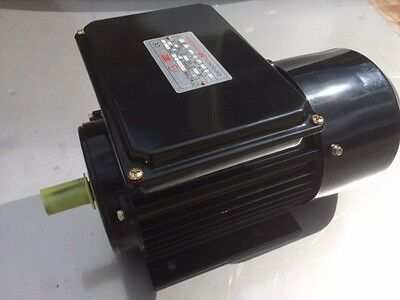Electric Motor, Single Phase, 1.5Kw, 2HP, 2 pole - 2800 rpm.HIGH OUTPUT 80 Frame