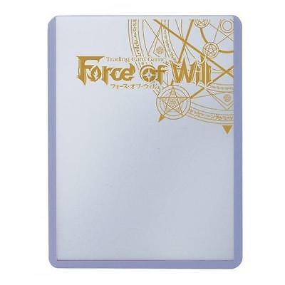 5 Force of Will Ultra Clear Stamped Toploaders  by UltraPro