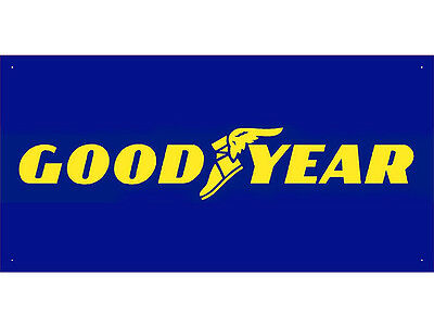 Advertising Display Banner for GOODYEAR Sales Service Parts