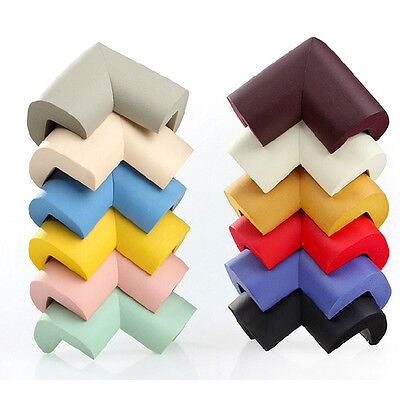 Baby Desk Table Cushion Corner Bumper Edge Guard Softener Strip Safety Protector