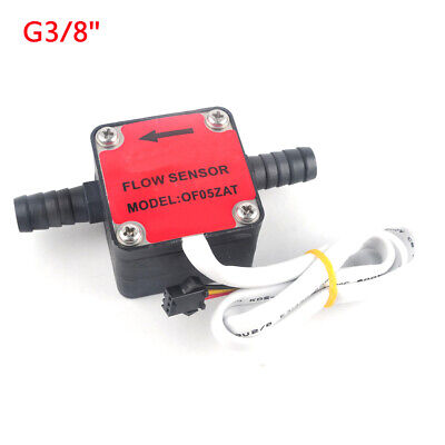 G3/8'' Liquid Fuel Oil Flow Sensor Counter Diesel Gasoline Milk Gear Flow Meter