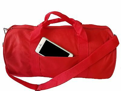 80e8d6469810 Veevanpro 18 inch Small Gym Bag Travel Sports Duffel Bag Carry on ...