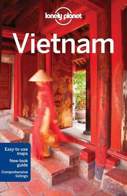 NEW Vietnam By Lonely Planet Travel Guide Paperback Free Shipping