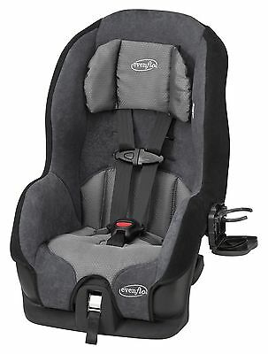 Evenflo Tribute LX Convertible Child, Toddler, or Infant Car Seat, Saturn NEW