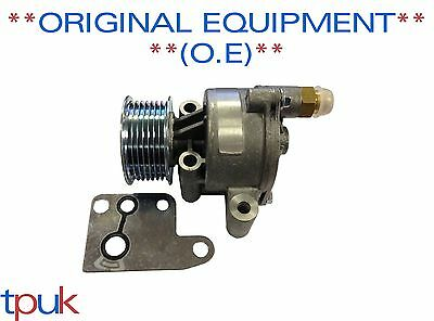 Brand New Ford Transit Mk6 Vacuum Pump 2.4 Rwd With Free Gasket