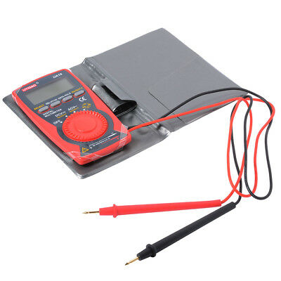 Pocket Digital Multimeter DC AC Voltage Current Resistance Ohm Diode Test BI170