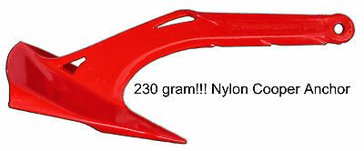 230 Gram Nylon Cooper Anchor for Kayak, SUP's & Canoes FREE post AUS