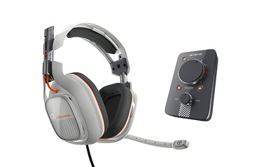 Astro Gaming A40 & MixAmp Pro Gen 2 Dove PS4 ✔ XB1 ✔PS3 ✔PC✔ FACTORY REFURBISHED