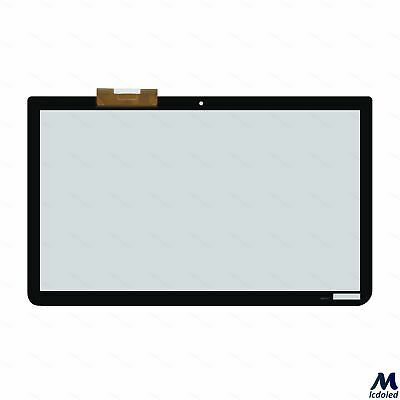 """15.6"""" Touch Screen Digitizer front Glass TouchPanel for TOSHIBA Satellite S50t-B"""