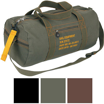 Canvas Equipment Shoulder Bag