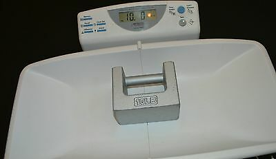 Detecto Model 8440 Baby Infant Scale Weighs up to 44 lbs