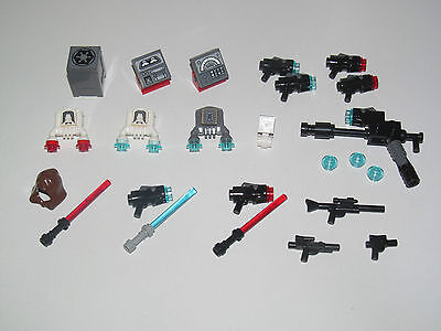 Lego ® Accessoire Minifig Star Wars Choose Model NEW