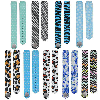 Colorful Small / Large Silicone Replacement Wristband Band Strap For Fitbit Alta