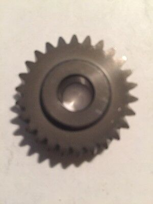 226550-9 Helical Gear 26 Part Number: 226550-9 Makita 11