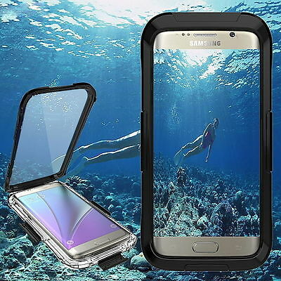 Waterproof Shockproof Dirtproof Cover Case For Samsung Galaxy S9 Note 9 S8+ S10