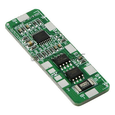 4A-5A PCB BMS Protection Board für 4 Packs 18650 Li-ion lithium Battery Cell 4S