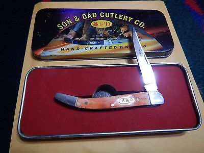 Son And Dad Cutlery Co Hand Crafted Knive