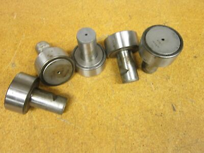 SMITH CR-2-1/2 80 Cam Followers New Old Stock (Lot of 5)